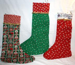 Christmas Holiday Channukah Stockings